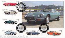 2013 Auto Legends (Stamps) - Steven Scott Dover Transport Museum Official