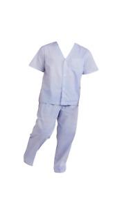Fruit of the Loom Men's and Big Men's Short Sleeve, Long Leg Pajama Set Size 3XL