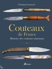 Couteaux de France - Histoire des couteaux régionaux