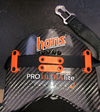 HANS Pro Ultra Lite Tether Carrier Head Neck Restraint Safety Device