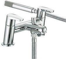 Bristan 3 Hole Deck Mounted Bathroom Taps