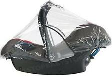 UNIVERSAL HIGH QUALITY CAR SEAT RAIN COVER WEATHER SHIELD  0+ CARSEAT RAINCOVER