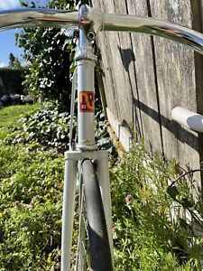RARE Nagasawa Special Keirin Track Bike, 56.5x55cm, FULL NJS 3Rensho Kalavinka