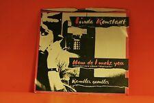 """LINDA RONSTADT - HOW DO I MAKE YOU / RAMBLER GAMBLER  -  PS - 7"""" SINGLE 45 P"""