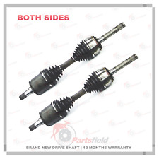 Pair Drive Shaft for Toyota Land Cruiser 100 Series with IFS  98-07