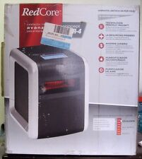 Redcore - R4 Infrared Advanced Large Room Heater - Black
