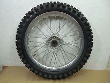 2001 Yamaha YZ250F YZF250 YZ250 DID Rear Wheel Rim with DUNLOP GEOMAX Tire