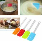 Silicone Spatula Cooking Baking Scraper Cake Cream Butter Mixing Batter Tools