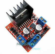 new L298N DC Stepper Motor Driver Module Dual H Bridge Control Board for Arduino
