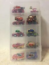 Disney Pixar Cars Set of 10 Mini Cars! Loose NEW Items