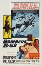 Bombers B-52 Movie Poster 24in x 36in