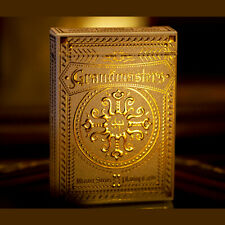 Grandmasters Casino (Foil Edition) Playing Cards by HandLordz