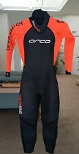 NEW 2017 Women's Orca OpenWater Triathlon Swimming Wetsuit Size M