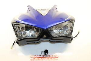 15-18 Yamaha Yzf R3 Oem Front Headlight Head Light Lamp 1wd-h4300-00-00 D8