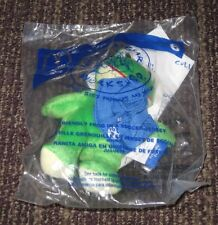 2006 Build A Bear McDonalds Happy Meal Toy - Friendly Frog In Soccer Jersey #8