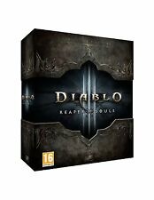 Diablo III Reaper of Souls Collector's Edition    PC  NUOVO!!!