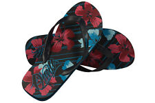 O'NEILL Men's Keanu FLIP FLOPS Thong Shoes Sandals BLACK Pool Beach Casual UK 7
