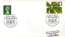 14 de septiembre de 1993 otoño primer día cubierta Stourhead House & Gardens Shs