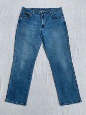 WRANGLER Jeans Hose TEXAS STRETCH Gr.38/32 W38 L32 in blau