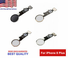 OEM Home Button Touch ID Key Sensor Flex Cable Assembly For iPhone 8 Plus