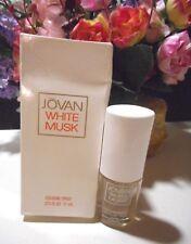 """Jovan """"White Musk"""" cologne spray .375 FL.OZ. or 11 ml."""
