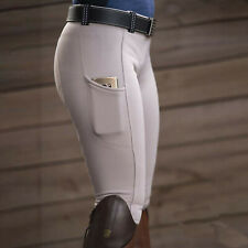 Women's Riding Pants Exercise High Waist Sports Riding Equestrian Trousers