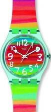 13 - Watch Swatch COLOUR THE SKY GS124 New with box and warranty