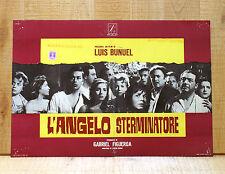 L'ANGELO STERMINATORE fotobusta poster  Luis Bunuel El angel exterminador S19