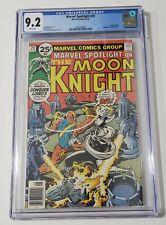 Marvel Spotlight #29 CGC 9.2 NM- WH 2nd Solo Moon Knight