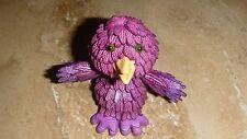 Polymer Clay Bird Handmade Artist Sculpture OOAK One Of A Kind