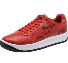 PUMA GV Special Chicago Men's Shoes Size 10.5 high risk red/black/white 36836601