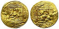 1/4 DINAR DE ORO. MERINI (BENIMERIN). SIGLOS XIII/XIV. MUY RARA !