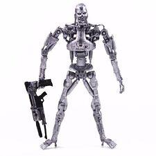 "NECA The Terminator Arnold Schwarzenegger T800 Skeleton 7"" Figure Model Toy Doll"