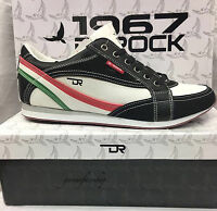 Mens shoes D-Rock Urban Street Hip Hop Funky Summer Trainers Lace up