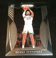 2019-20 Prizm Draft Picks Dewan Hernandez RC  ROOKIE CARD