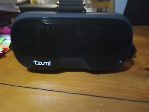 Tzumi Dream Vision Virtual Reality Smartphone Headset, Retracteable Built-in Ear