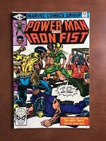 Power Man And Iron Fist #69 (1981) 8.0 VF Marvel Key Issue Bronze Age Comic Book