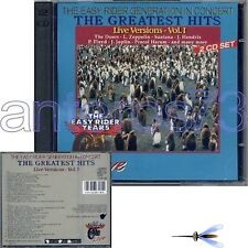 GREATEST HITS VOL 1 CD - THE DOORS LED ZEPPELIN SANTANA PINK FLOYD JIMI HENDRYX