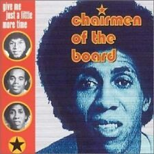 Chairmen Of The Board - Give Me Just A Little More Time - New factory Sealed CD