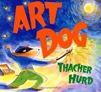 Art Dog by Thacher Hurd