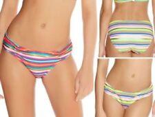 Freya Striped Bikini Bottom Swimwear for Women