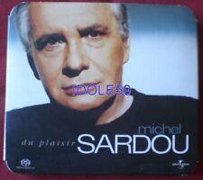 CD de musique en album pour Chanson française SACD