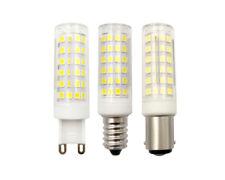 G9/E14/B15D LED bulb 7W 110V/220V 78-2835 SMD Ceramics Light White/Warm White