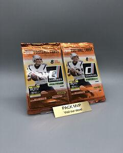2018 Donruss Football Retail Pack Lot Factory Sealed Wax NFL Allen Lamar Baker ?