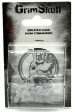 Wargame Exclusive WEGG8 Dash Commander Greater Good Female Alien Warrior Hero