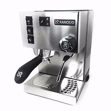 JUST RELEASED *V5* RANCILIO MISS SILVIA ESPRESSO MACHINE MV5 - AUTHORIZED DEALER
