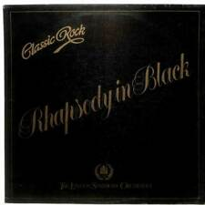 The London Symphony Orchestra - Classic Rock Rhapsody In Black - LP Vinyl