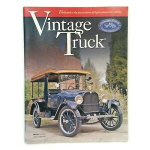 VINTAGE TRUCK Magazine JUNE 2005 Volume 13 Number 2