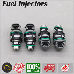 4PCS Fuel Injector 2.2 For Chevy GMC Cavalier Buick Pontica 17113124 17113197