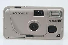 Fuji Fotonex 15, APS Kompaktkamera mit Fujinon Objektiv